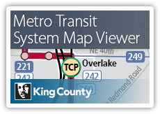 Metro Transit System Map Viewer