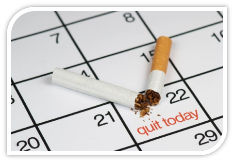 Quit smoking today