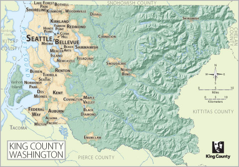 King County Assessor Map Maps   King County