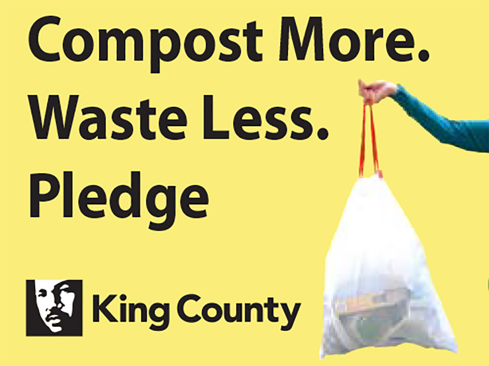 Compost More. Waste Less. – Take the Pledge!