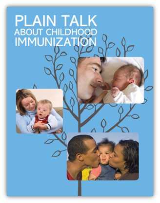 Plain Talk About Childhood Immunizations in English