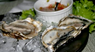 Illnesses associated with the consumption of raw oysters