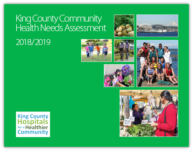 2018-2019 King County Hospital for a Healthier Community report