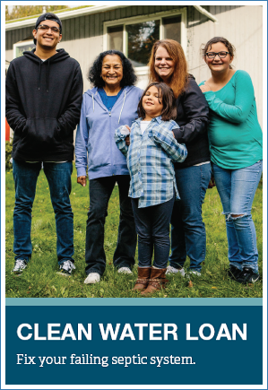 Clean Water Loan brochure