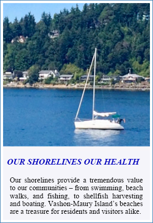 Our Shorelines, Our Health brochure