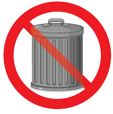 Do not dispose of needles, lancets and syringes in your regular garbage can or recycling container