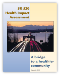 Health Impact Assessment for SR-520 bridge project