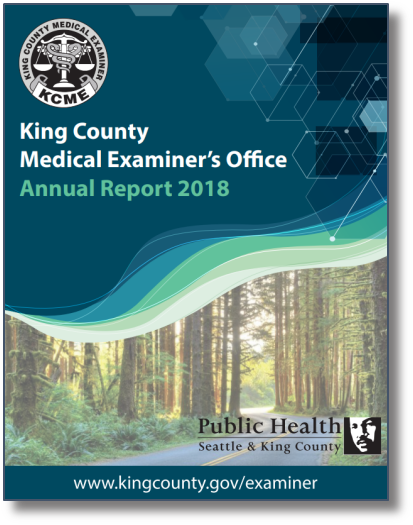 King County Medical Examiner's 2018 Annual Report
