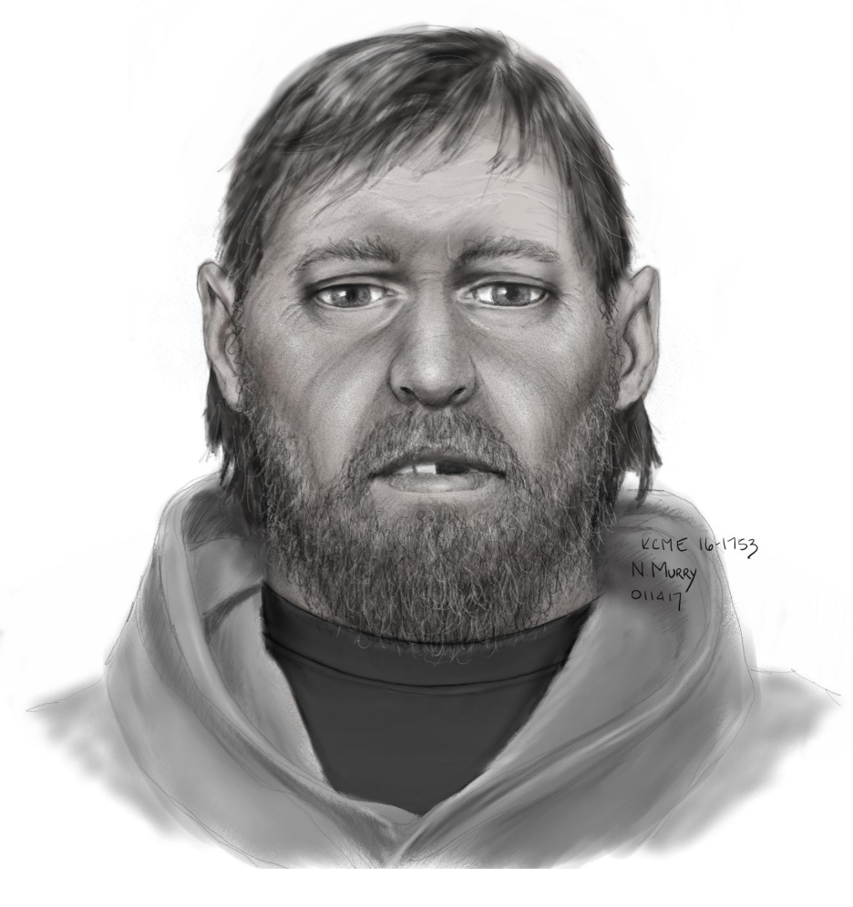 Unidentified remains - King County