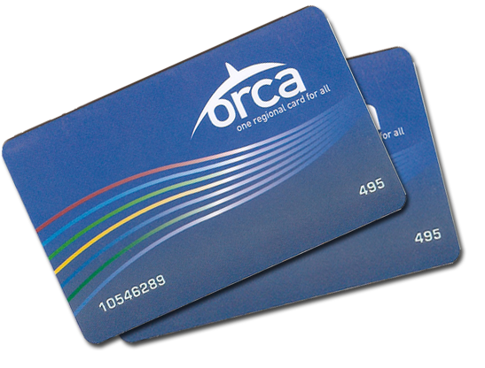 ORCA LIFT cards