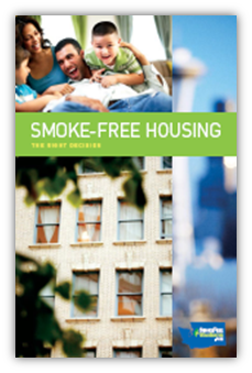 Smoke Free Housing Guide - The Right Decision