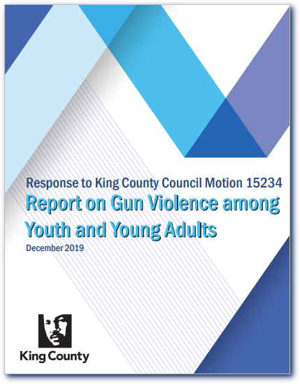 Report in Response to King County Council Motion 15234: Report on Gun Violence among Youth and Young Adults