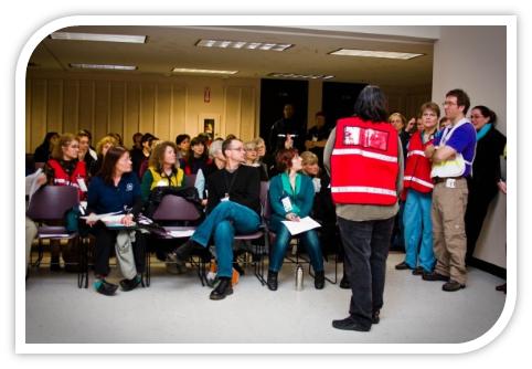 Try emergency response teams teen