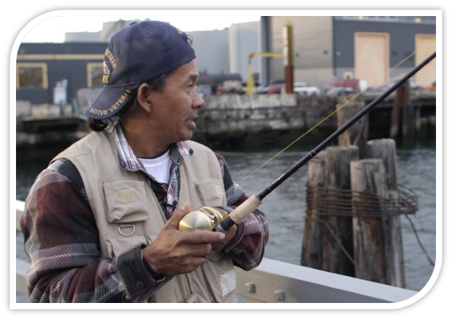 Fishing for safe seafood to eat: The only Duwamish seafood safe to eat is salmon
