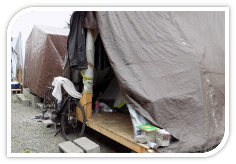 Sanctioned homeless encampments: Initial planning and management checklists