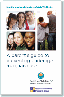 A parent's guide to preventing underage marijuana use