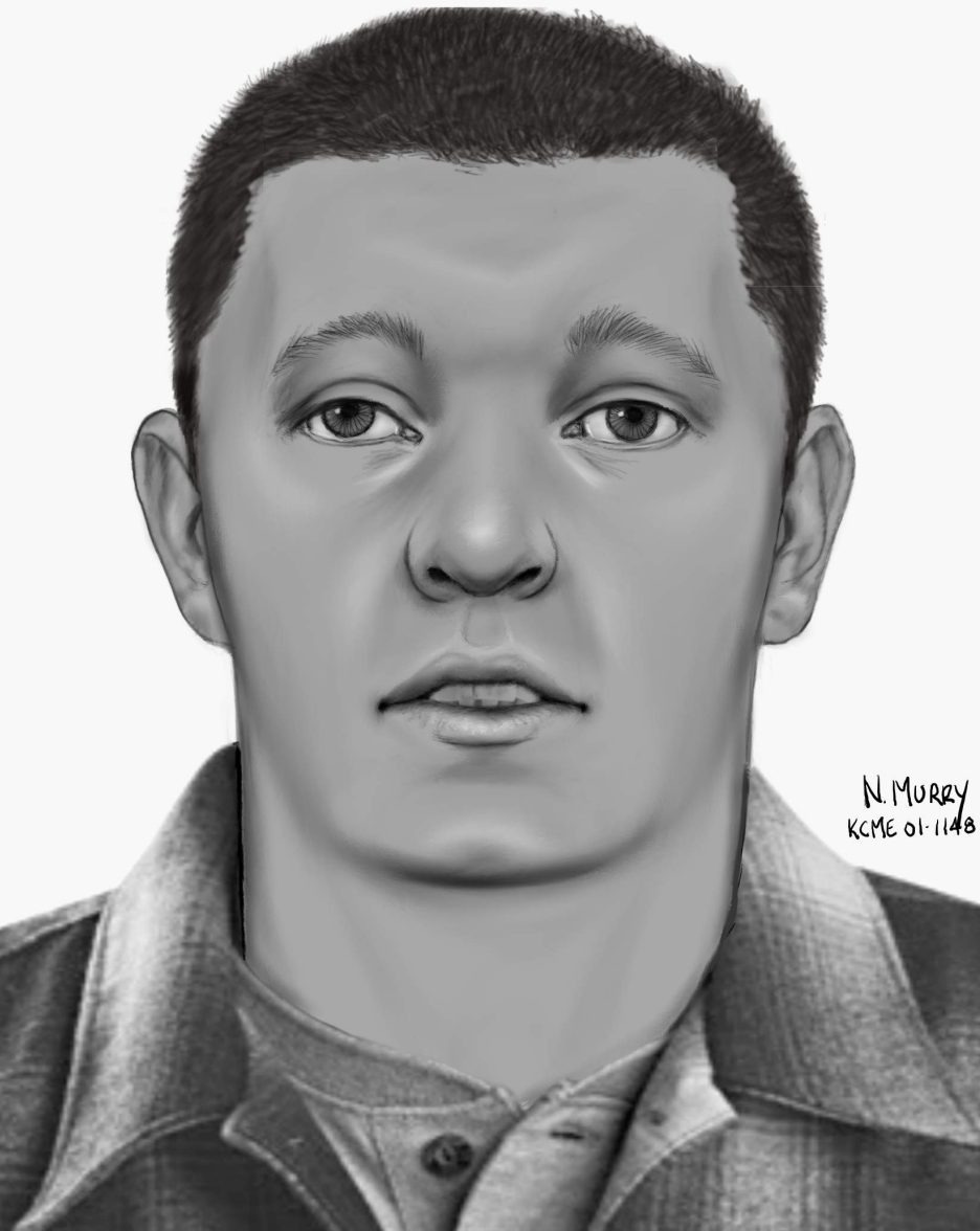 Unidentified remains, Case #01-1148: White or mixed race male found in Kobe Terrace Park in Seattle, Sept. 6, 2001.