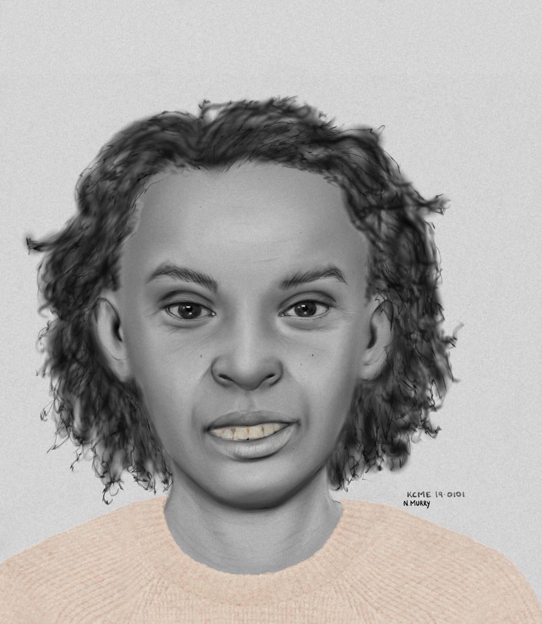 Unidentified remains, Case #19-0101: Adult, mixed race female found in the 700 block of 1st St., Kirkland, WA