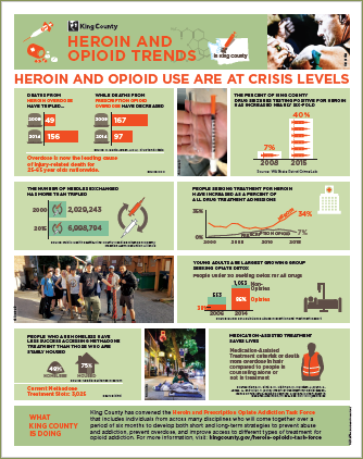 Heroin and opioid trends