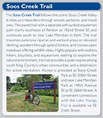 Regional Trails map trail sample trail description thumbnail image