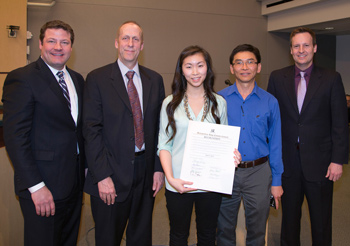 Image: Tracy Tran recognition