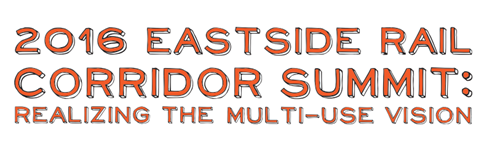 Eastside Rail Corridor Summit