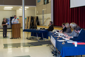 Issaquah Budget Hearing
