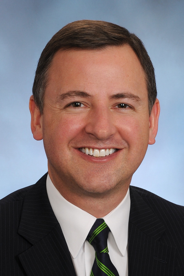 Official portrait of King County Councilmember Rod Dembowski, 2015