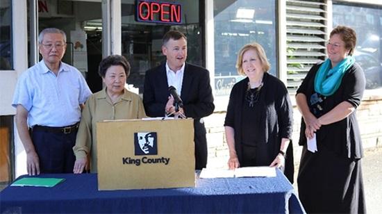 Council Chair Rod Dembowski King County