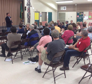 Councilmember Dunn Hosts Third Unincorporated Area Town Hall/Community Service Area Open House