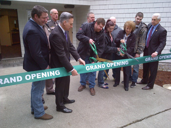 Hicks–Raburn Sheriff's Office Precinct in Maple Valley reopening
