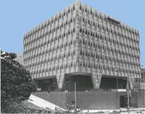 King County Administration Building Location