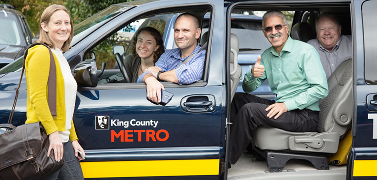 Employees - King County