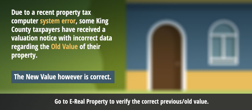 king county real property records