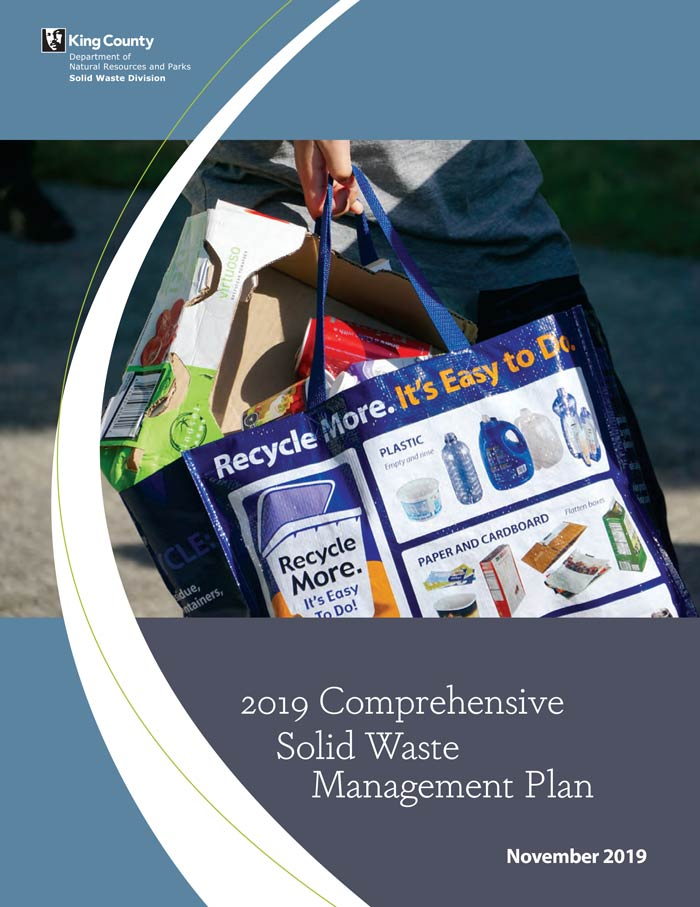 2019 Comprehensive Solid Waste Management Plan