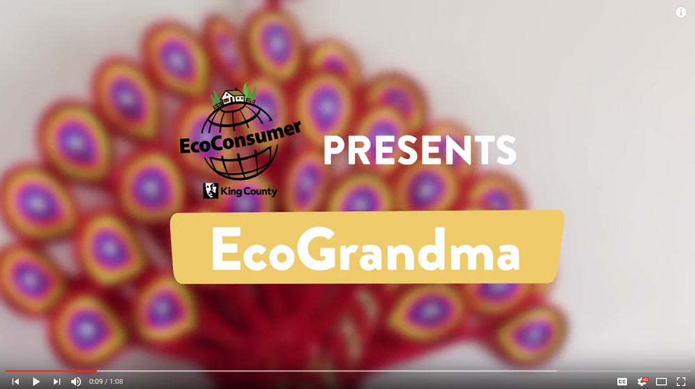 EcoGrandma video 繁體中文