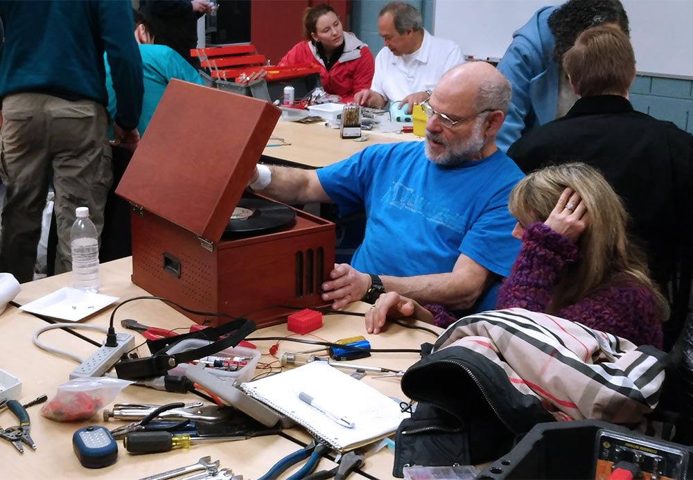 Skyway Repair Café