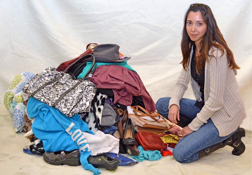 Threadcycle - learn why you should give all clothes, shoes, and linens for reuse or recycling