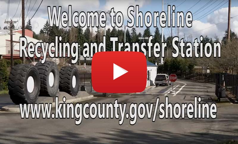 Know before you go: Shoreline Recycling & Transfer Station (YouTube)