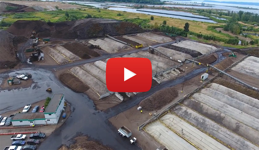 Rainier Wood Recyclers: learn how wood mulch is created and used
