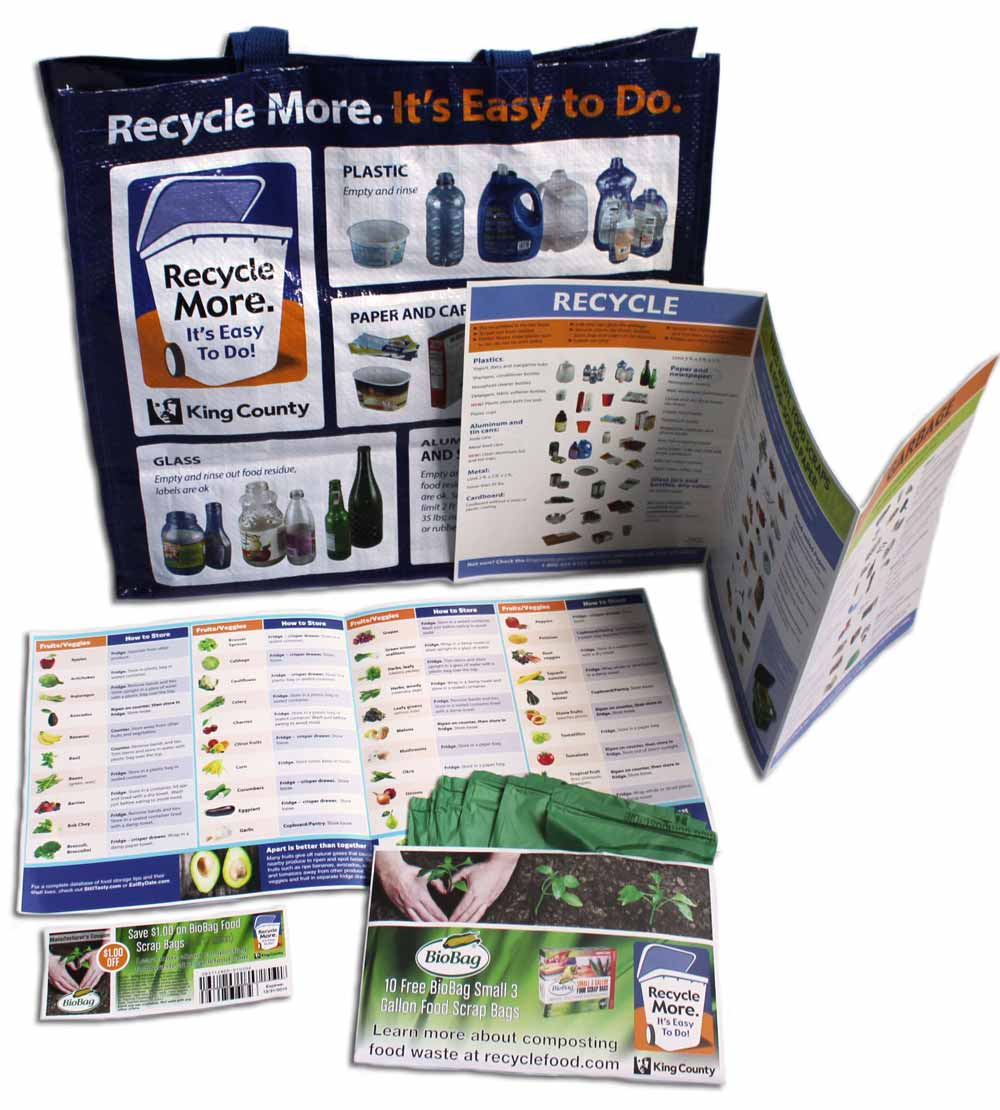 recycling kit