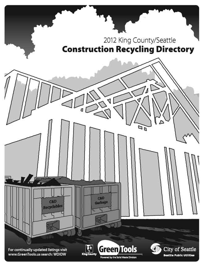 Construction Recycling Directory