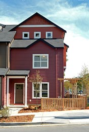 image: residential BuiltGreen™ home