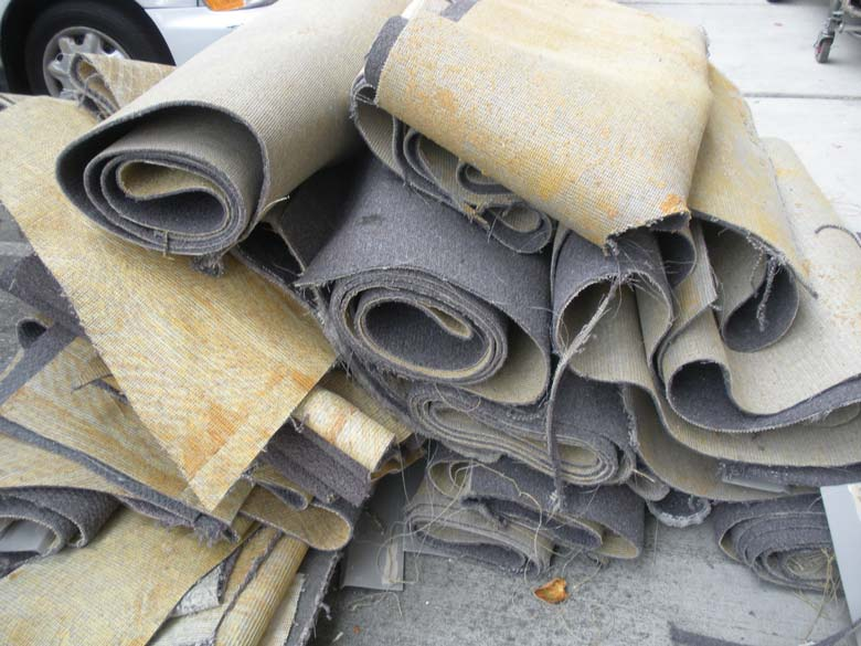 2011 Carpet Removal Best Practices for Carpet Recycling (PDF)