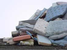 Mattresses At The Landfill
