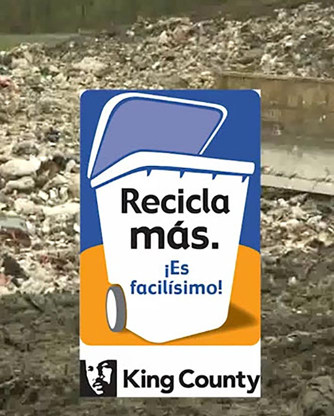 Video del centro de reciclaje cascade (YouTube)