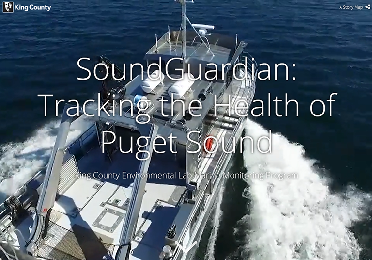 Soundguardian: Tracking the Health of Puget Sound