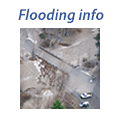 Flooding information in King County