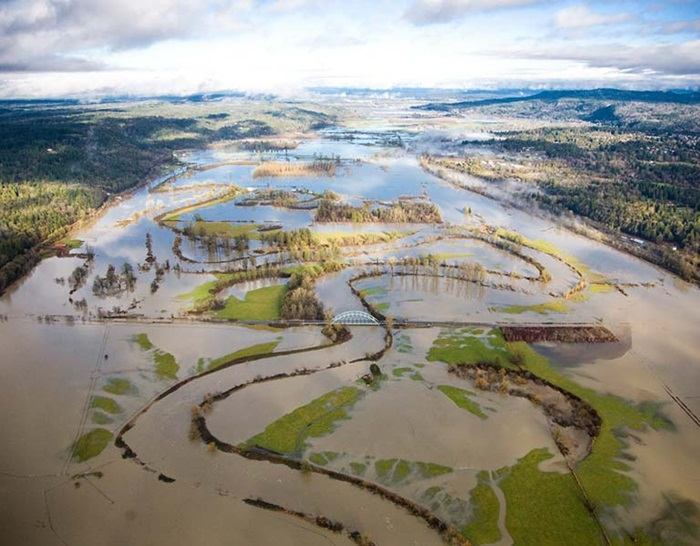 Snoqualmie Valley flooding