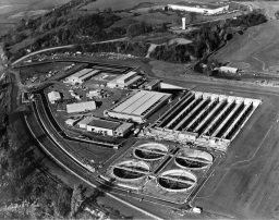 Renton Treatment Plant 1963